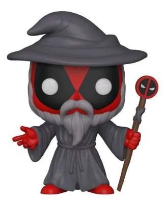 Image Deadpool - Wizard Deadpool Pop! RS