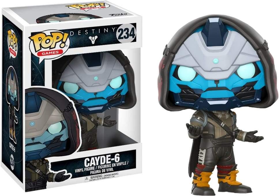 Destiny – Cayde-6 Pop!