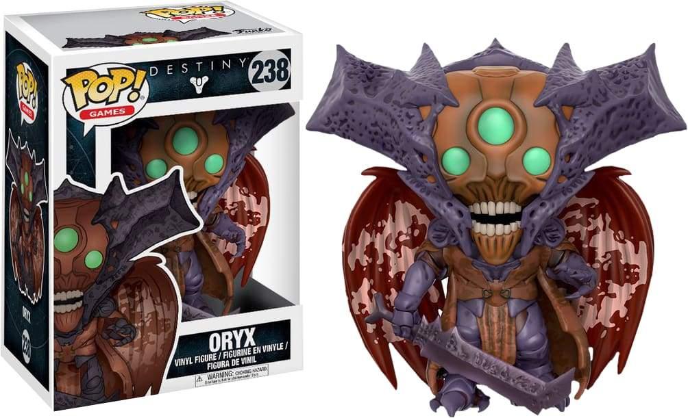 Destiny – Oryx Pop!