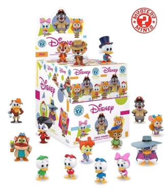 Image Disney - Disney Afternoons Mystery Minis Blind Box