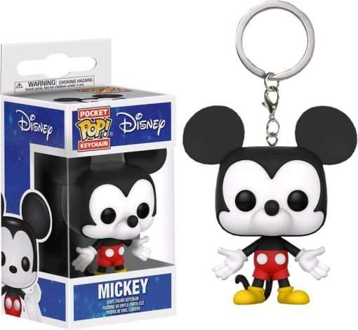 Image Disney - Mickey Mouse Pop! Keychain