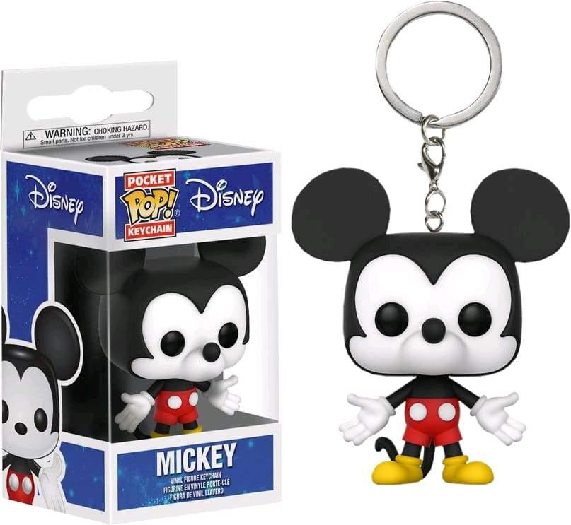 Disney – Mickey Mouse Pop! Keychain