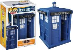 Image Dr Who - TARDIS 6'' Pop!