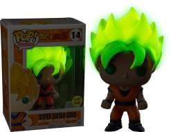 Image Dragon Ball Z - Goku Super Saiyan GW Pop! !E RS