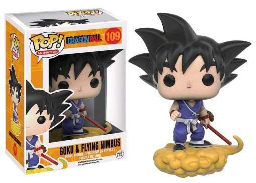 Image Dragon Ball Z - Goku & Nimbus Pop!
