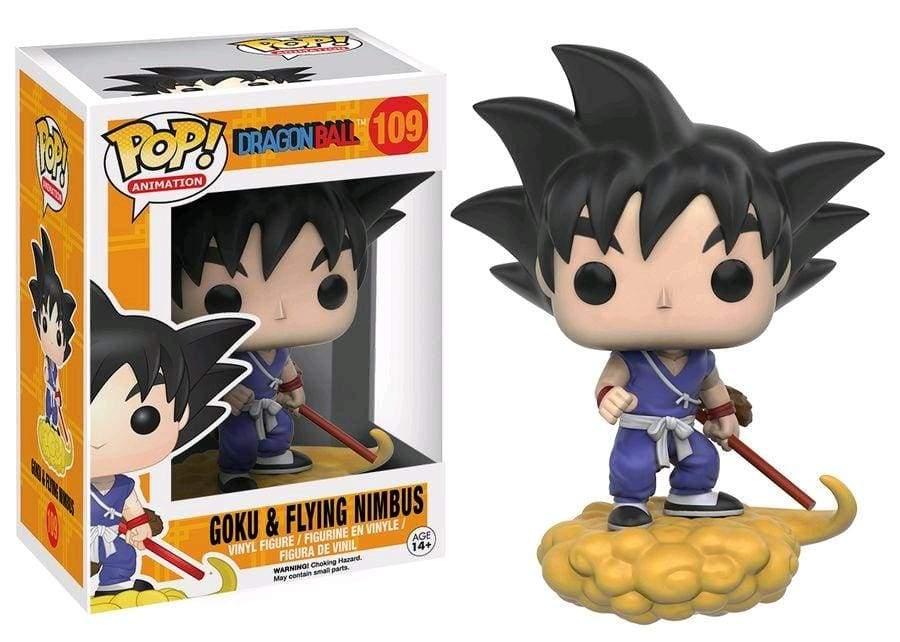 Dragon Ball Z – Goku & Nimbus Pop!