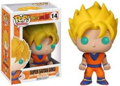 Image Dragon Ball Z - Super Saiyan Goku Pop!