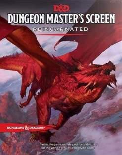 Image Dungeons & Dragons Next: Dungeon Master Screen Reincarnated