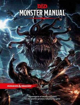 Image Dungeons & Dragons Next Monster Manual