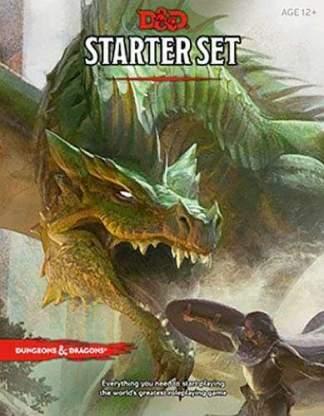 Image Dungeons & Dragons Next Starter Set