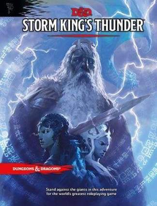 Image Dungeons & Dragons Storm King's Thunder