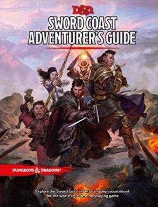 Image Dungeons & Dragons Sword Coast