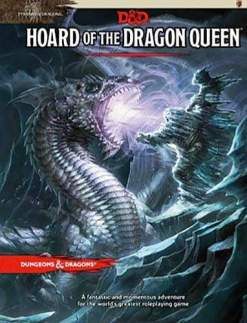 Image Dungeons & Dragons - Tyranny of Dragons - Hoard of the Dragon Queen