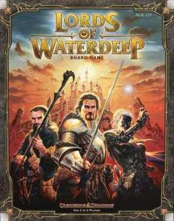Image Dungeons and Dragons - Lords Of Waterdeep