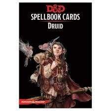 Image Dungeons and Dragons Spellbook Cards Druid