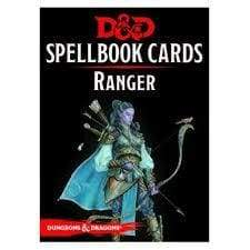 Image Dungeons and Dragons Spellbook Cards Ranger