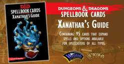 Image Dungeons and Dragons Spellbook Cards Xanathar's Guide to Everything