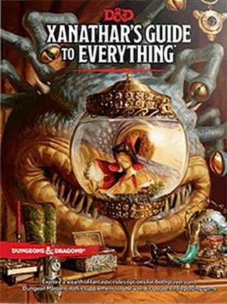 Image Dungeons and Dragons Xanathars Guide To Everything