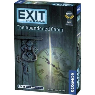 Image Exit: Abandoned Cabin