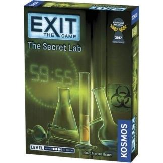 Image Exit: The Secret Lab