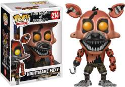 Image FNaF - Nightmare Foxy Pop!