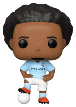 Image Football: Manchester City - Leroy Sane Pop! Vinyl