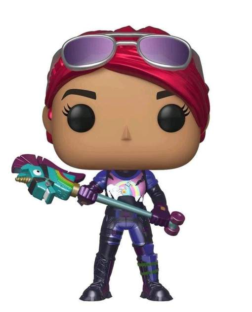 Image Fortnite - Brite Bomber Metallic US Exclusive Pop! Vinyl [RS]