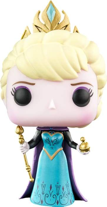 Frozen – Coronation Elsa With Orb Pop!