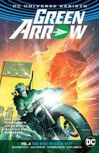 Image GREEN ARROW TP VOL 04 THE RISE OF STAR CITY (REBIRTH) (RES)