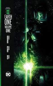 Image GREEN LANTERN EARTH ONE HC VOL 01