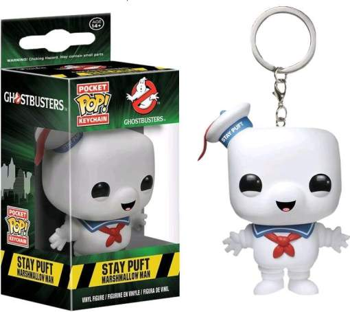 Image Ghostbusters - Stay Puft Pop! Keychain
