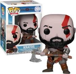 Image God Of War 2018 - Kratos Pop!