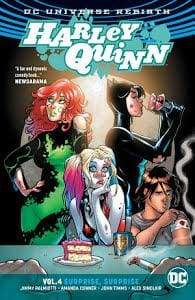 Image HARLEY QUINN TP VOL 04 SURPRISE SURPRISE (REBIRTH)