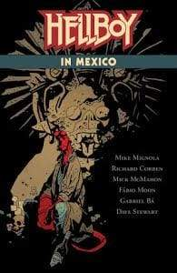 Image HELLBOY IN MEXICO TP (C: 0-1-2)