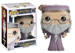 Image Harry Potter - Dumbledore w/wand Pop!