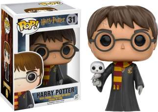 Image Harry Potter - Harry w/Hedwig Pop! !E RS