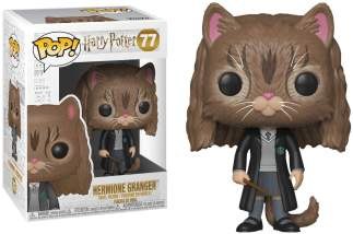 Image Harry Potter - Hermione as Cat Pop!
