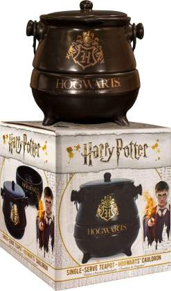 Image Harry Potter - Hogwarts Ceramic Teapot