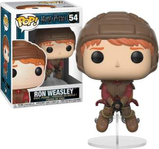 Image Harry Potter - Ron on Broom Pop!