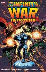 Image INFINITY WAR AFTERMATH TP