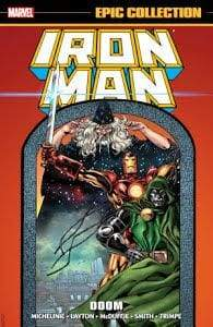 Image IRON MAN EPIC COLLECTION TP DOOM