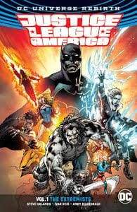 Image JUSTICE LEAGUE OF AMERICA TP VOL 01 THE EXTREMISTS (REBIRTH)