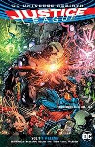 Image JUSTICE LEAGUE TP VOL 03 TIMELESS (REBIRTH)
