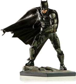 Image Justice League Movie - Batman 1:10 Statue