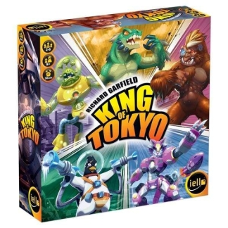 Image King Of Tokyo 2nd Edition