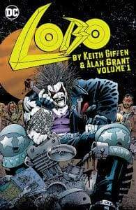 Image LOBO BY KEITH GIFFEN & ALAN GRANT TP VOL 01