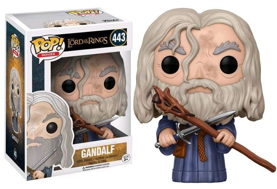 Image LOTR Gandalf Pop Vinyl
