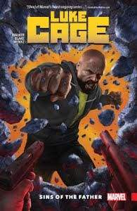 Image LUKE CAGE TP VOL 01 SINS OF THE FATHER