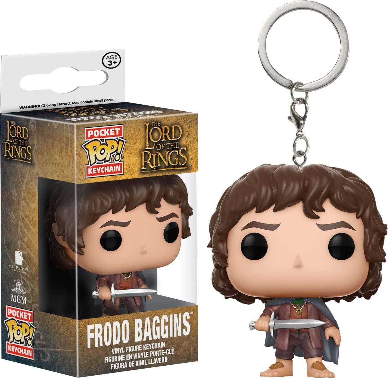 LotR – Frodo Baggins Pop! Keychain
