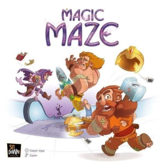Image Magic Maze